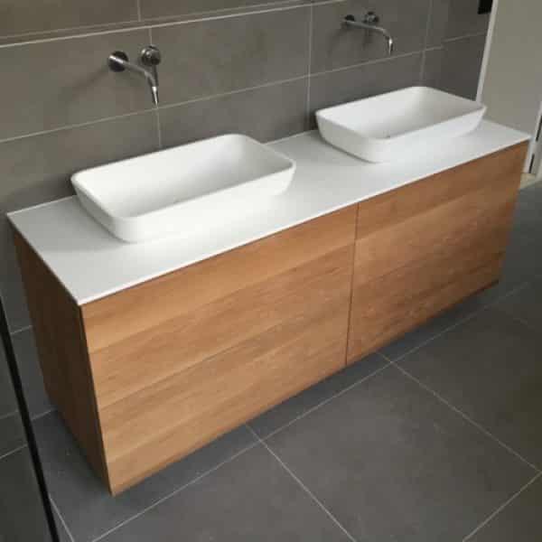 Simple ou double vasque dans ma salle de bain ?