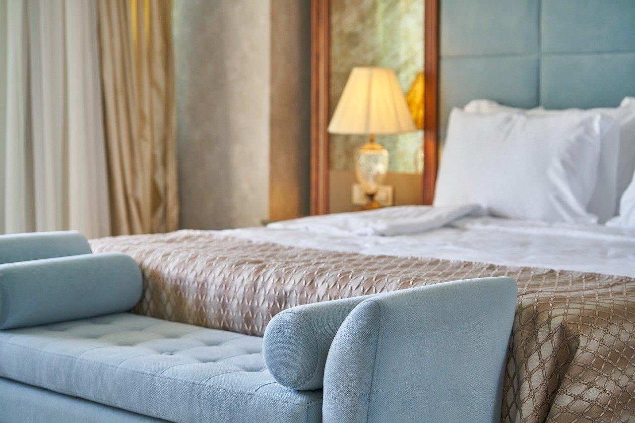 Les plus belles chambres d'hôtel en france